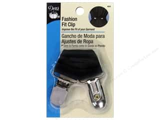 Fashion Fit Clip by Dritz Black