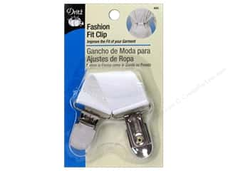 Fashion Fit Clip by Dritz White