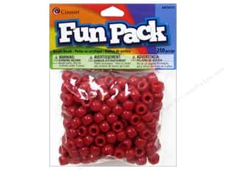 March Madness Sale Cousin Pony Bead: Cousin Bead Fun Pack Pony Red 250pc