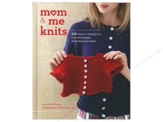 books & patterns: Mom & Me Knits: 20 Pretty Projects for Mothers and Daughters Book by Stefanie Japel