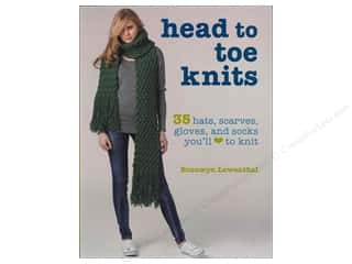 Head to Toe Knits Book by Bronwyn Lowenthal