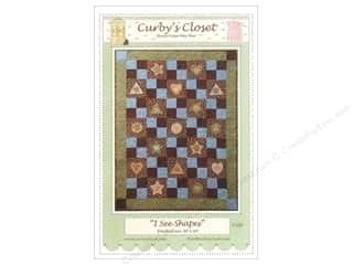 books & patterns: Curby's Closet I See Shapes Pattern