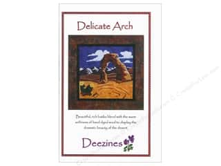 books & patterns: Deezines Delicate Arch Pattern