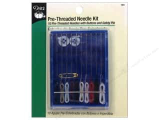 Dritz Pre-Threaded Needle Kit