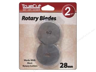 Weekly Specials The Grace Company TrueCut Rotary Cutter: TrueCut Rotary Blades 2 pc. 28 mm