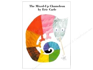 Journal & Gift Books: Harper Collins The Mixed Up Chameleon Board Book