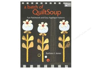 summer loving' sale: That Patchwork Place A Batch of QuiltSoup Book by Barbara J. Jones