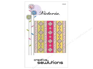 books & patterns: Creative Sewlutions Victoria Pattern