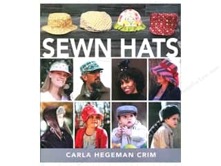 Books & Patterns: Sewn Hats by Carla Hegeman Crim