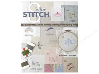 Weekly Specials C & T Publishing: Stash By C&T S Is For Stitch Book