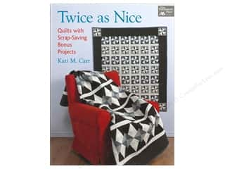 Weekly Specials Pins : That Patchwork Place Twice As Nice Book by Kari M. Carr