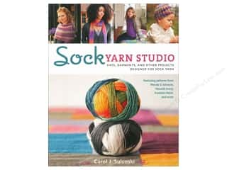 yarn  books: Lark Sock Yarn Studio Book