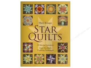 C&T Publishing: C&T Publishing Star Quilts Book by Mary Knapp