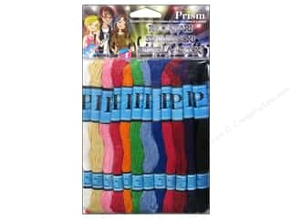 mettler mercerized cotton thread: Prism Craft Thread Pack Rock Star 36pc
