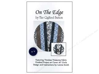 Quilted Button On The Edge Pattern