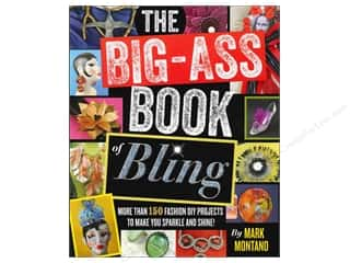 beading & jewelry making supplies: Gallery The Big Ass Book of Bling Book