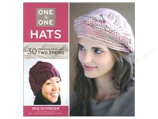 Lark Knitting One + One Hats Book