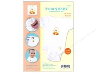Weekly Specials Pattern: Tobin Kit Embroidery Romper Onesie 0-3mo Duck