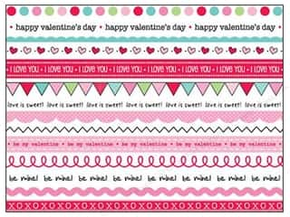 Valentines Day Gifts Paper: SRM Press Sticker Got Your Border Valentine
