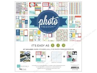 Weekly Specials Echo Park Collection Kit: Echo Park 12 x 12 in. Collection Kit Photo Freedom Volume 1