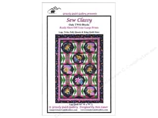 Gallery Books: Grizzly Gulch Gallery Sew Classy Pattern