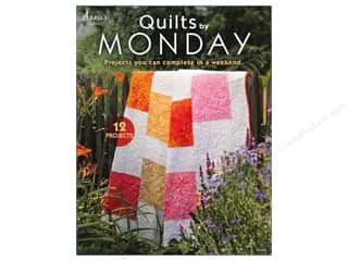 Quilting: Annie's Quilts By Monday Book