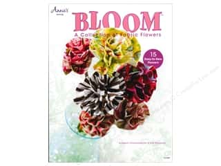 ribbon: Annie's Bloom: A Collection of Fabric Flowers Book by Kimberly Christopherson and Kris Thurgood