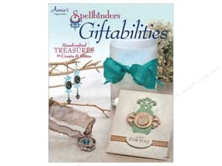 Holiday Sale Paper Mache Ornaments: Annie's Spellbinders Giftabilities Book