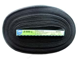 "Weekly Specials: Pellon Fusible Fleece Black 45""x 15yd (15 yards)"