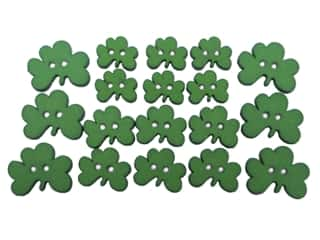 Jesse James Embellishments - Shamrocks