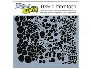 ruler: The Crafter's Workshop Template 6 x 6 in. Cell Theory