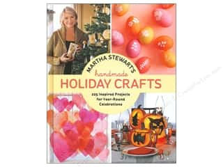 Mothers Day Gift Ideas Martha Stewart: Potter Publishers Martha Stewart's Handmade Holiday Crafts Book
