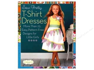 Spring Patterns: Sixth & Spring Sew Pretty T-Shirt Dresses Book by Sweet Seams