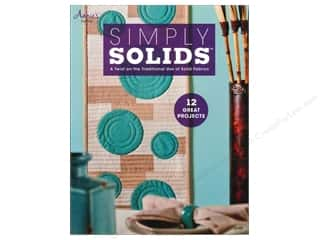 books & patterns: Annie's Simple Solids Book