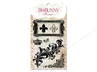 Bo Bunny Clear Stamps Flourishes & Such