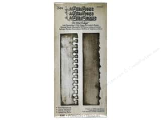 Sizzix On The Edge Die Torn Notebook by Tim Holtz