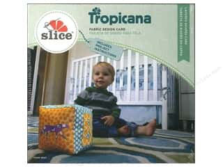 dies: Slice Design Card Tropicana