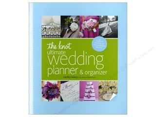 Potter Publishers The Knot Ultimate Wedding Planner & Organizer Book