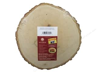 Weekly Specials Paint Sets: Walnut Hollow Basswood Country Round Thick 9 - 11 in.