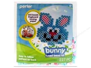 Weekly Specials Beadalon Bead Boards: Perler Fused Bead Kit Trial Bunny