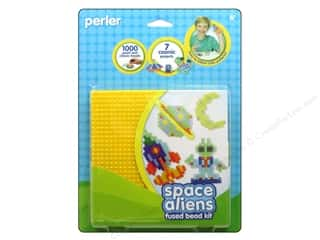 Weekly Specials Beadalon Bead Boards: Perler Fused Bead Kit Space Aliens