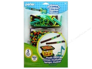 Weekly Specials Beading: Perler Fused Bead Kit Shapes Music Beats