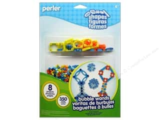 Weekly Specials Perler Fused Bead Kit: Perler Fused Bead Kit Shapes Bubble Wands