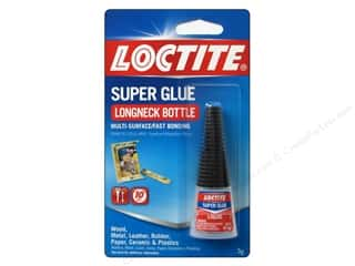 craft & hobbies: Loctite Super Glue 5gm Longneck Bottle