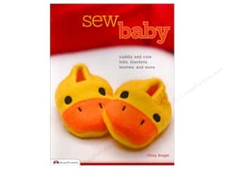 Clearance Books: Design Originals Sew Baby Book by Choly Knight