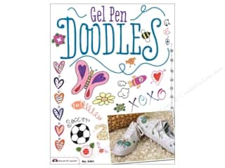 mcneill: Design Originals Gel Pen Doodles Book by Jennifer Mayer, Holly Witt and Suzanne McNeill