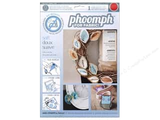 craft & hobbies: Phoomph For Fabric Soft 9 x 12 in. Red by Coats & Clark