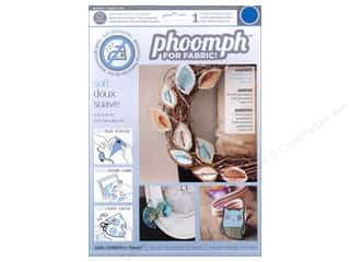 craft & hobbies: Phoomph For Fabric Soft 9 x 12 in. Blue by Coats & Clark