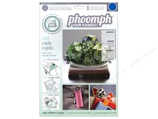 Phoomph For Fabric Stiff 9 x 12 in. Blue by Coats & Clark