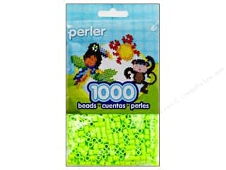 beading & jewelry making supplies: Perler Beads 1000 pc Prickly Pear